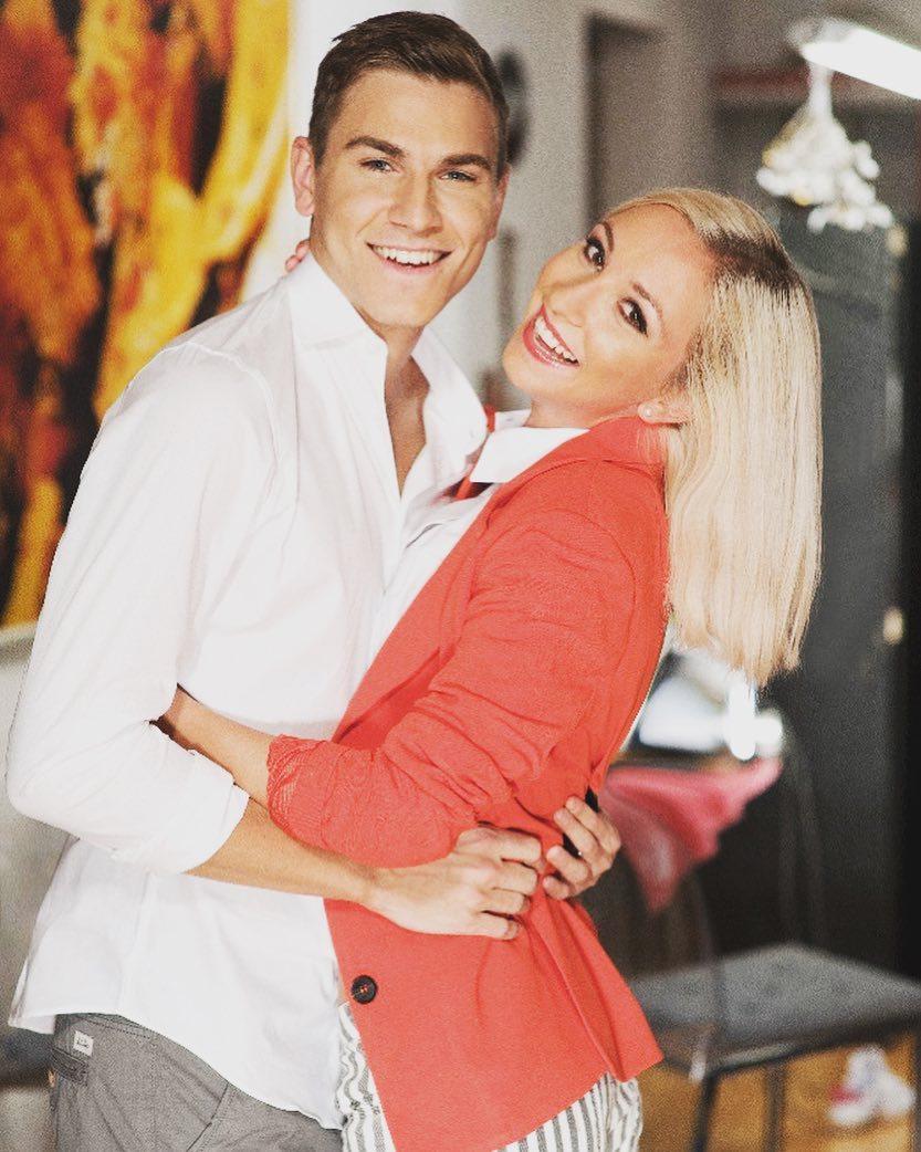 David Gránský a jeho Nikola jsou krásný pár