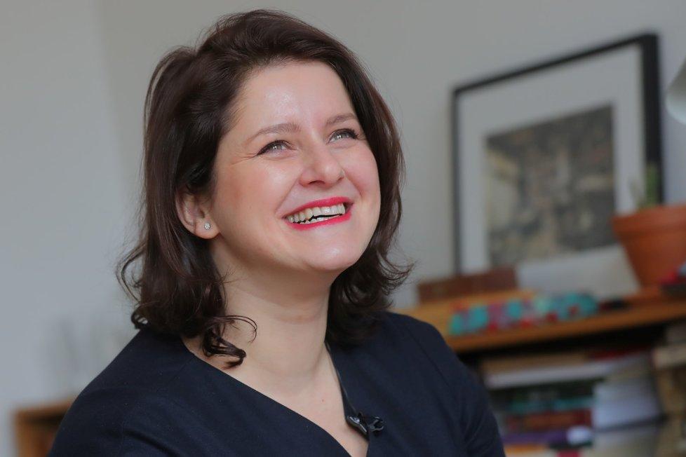 Jan Maláčová pustila poprvé novináře k sobě domů.