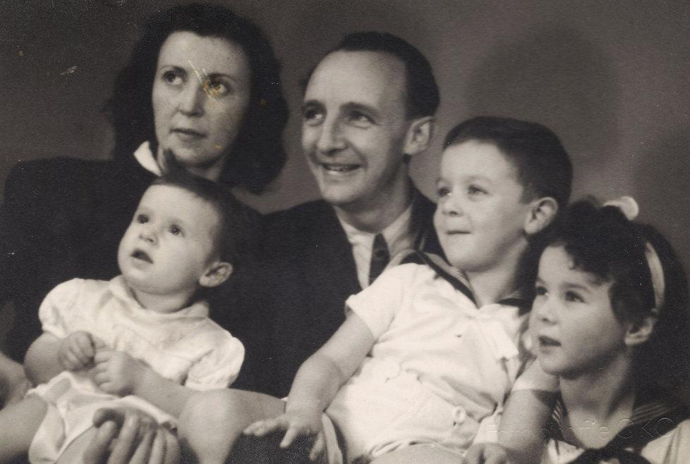 Rodina Weiszova