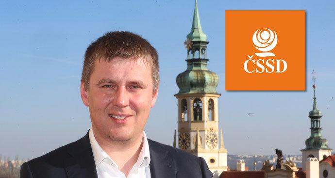 Ministr zahraničí Tomáš Petříček. Kandidát na místopředsedu ČSSD