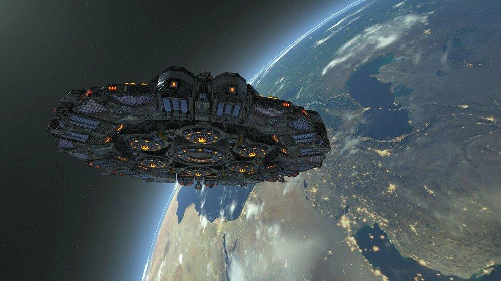 Senát USA chce regulovat činnost oddělení Pentagonu, které zkoumá UFO.