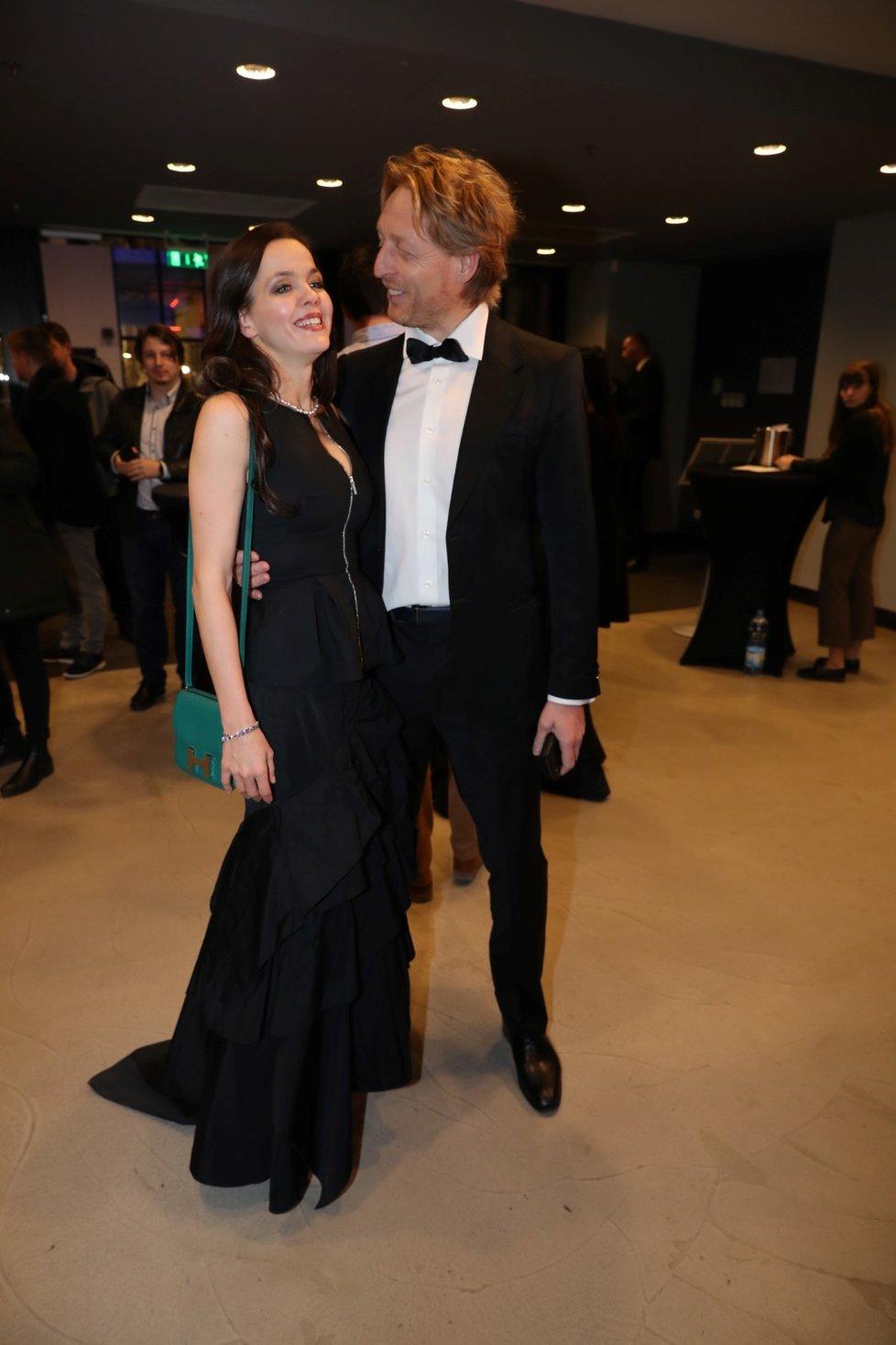 Ceny Anděl 2019: Karel Janeček s Liliou