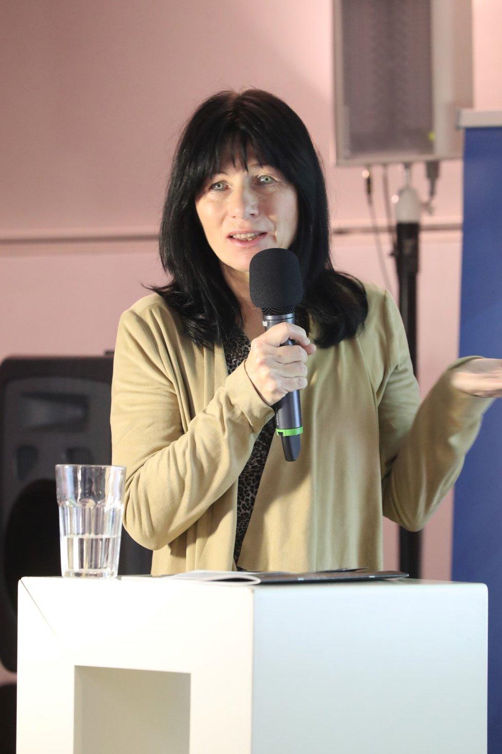 Romana Šonková z Compassion in World Farming