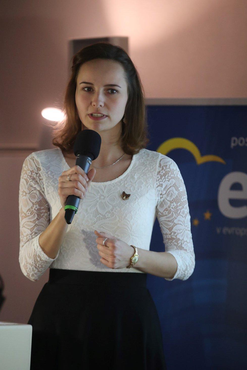 Patricie Čechová z Agentury ochrany přírody a krajiny zmapovala kontaktní zoo