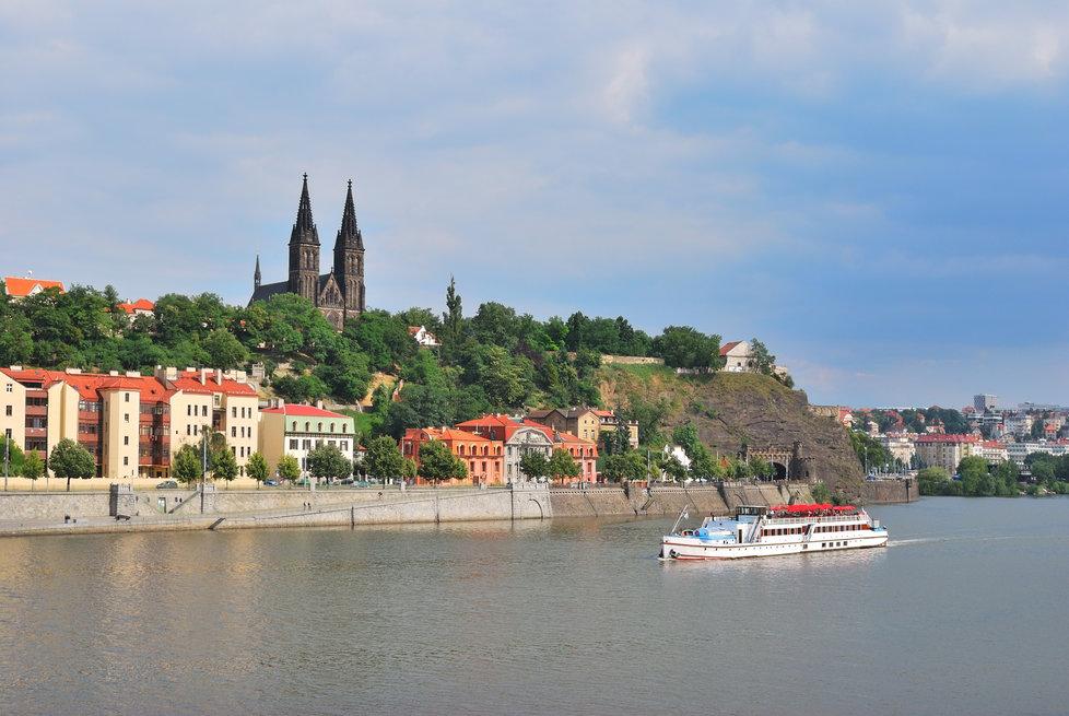 Ačkoliv historie Vyšehradu sahá hluboko do českých dějin, jedna z jejích nejslavnějších etap se začala psát za vlády Vratislava II. (ilustrační foto)