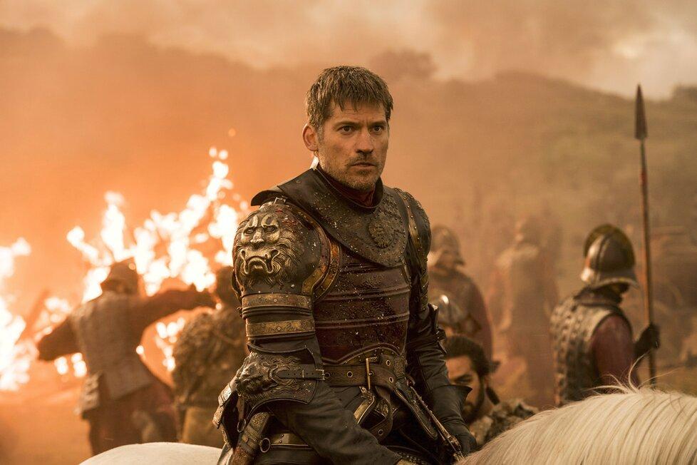 Hra o trůny končí osmou řadou. 15. dubna začne šestidílné finále jednoho z nejúspěšnějších seriálů současnosti. - Nikolaj Coster-Waldau (48), jehož Jaime Lannister je jednou ze zásadních postav příběhu Hry o trůny.