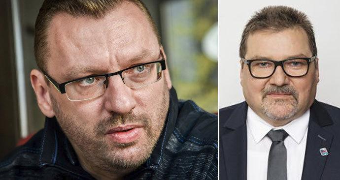 Nezařazený poslanec Lubomír Volný, původně zvolený za hnutí SPD, odmítá spolu se svým kolegou Marianem Bojkem nosit ve Sněmovně roušky.
