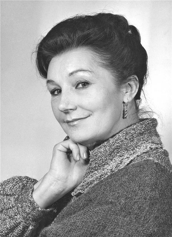 Opervní pěvkyně Antonie Denygrová