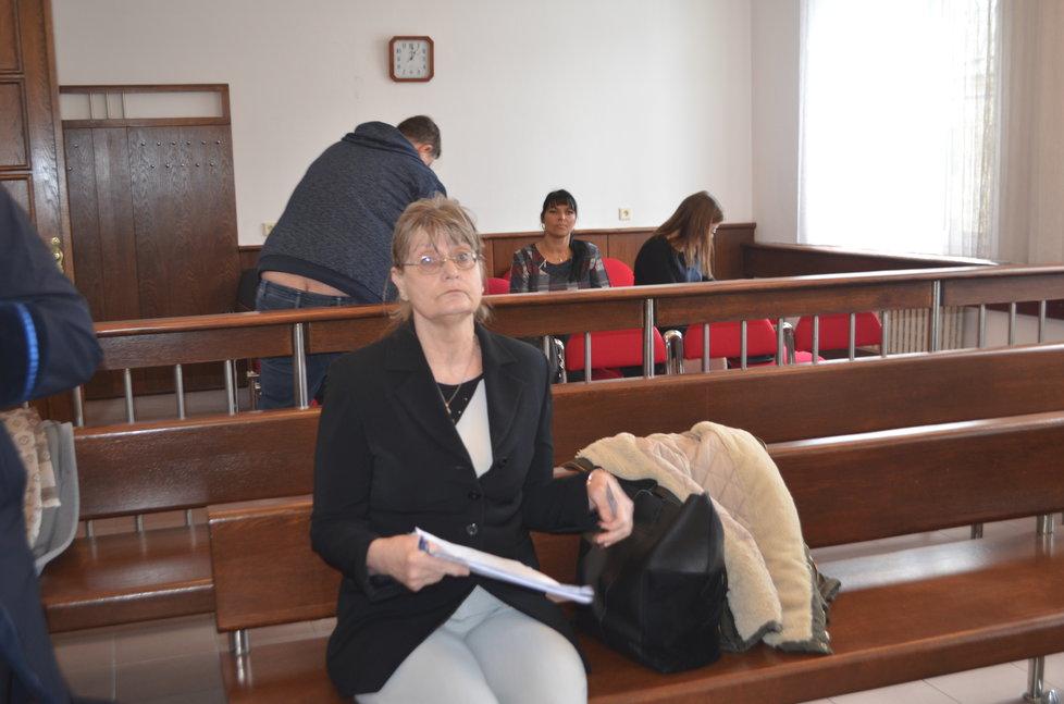 Věra Obermajerová tvrdí, že psy byli jediná její rodina. Po převozu do nemocnice prý spoléhala na to, že se o ně postará policie