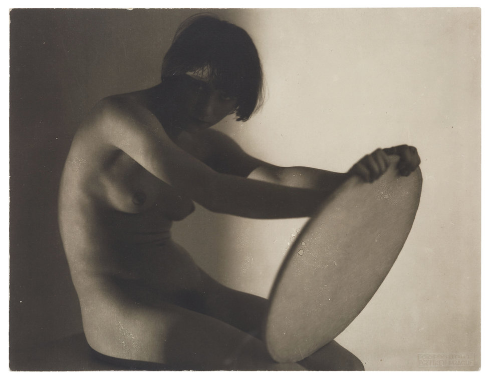 Bez názvu, 1928 (Očekávaná cena: 230 000 – 345 000 Kč Prodáno za: 144 000 Kč)