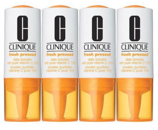 Rozjasňující sérum s vitaminem C proti stárnutí pleti Fresh Pressed, Clinique, 1336 Kč