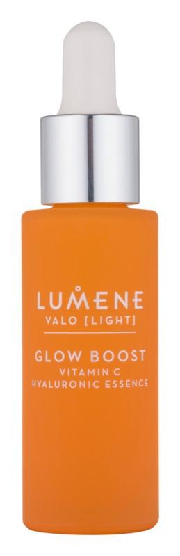 Rozjasňující výživná pleťová voda s kyselinou hyaluronovou, Lumene Valo [Light], 919 Kč