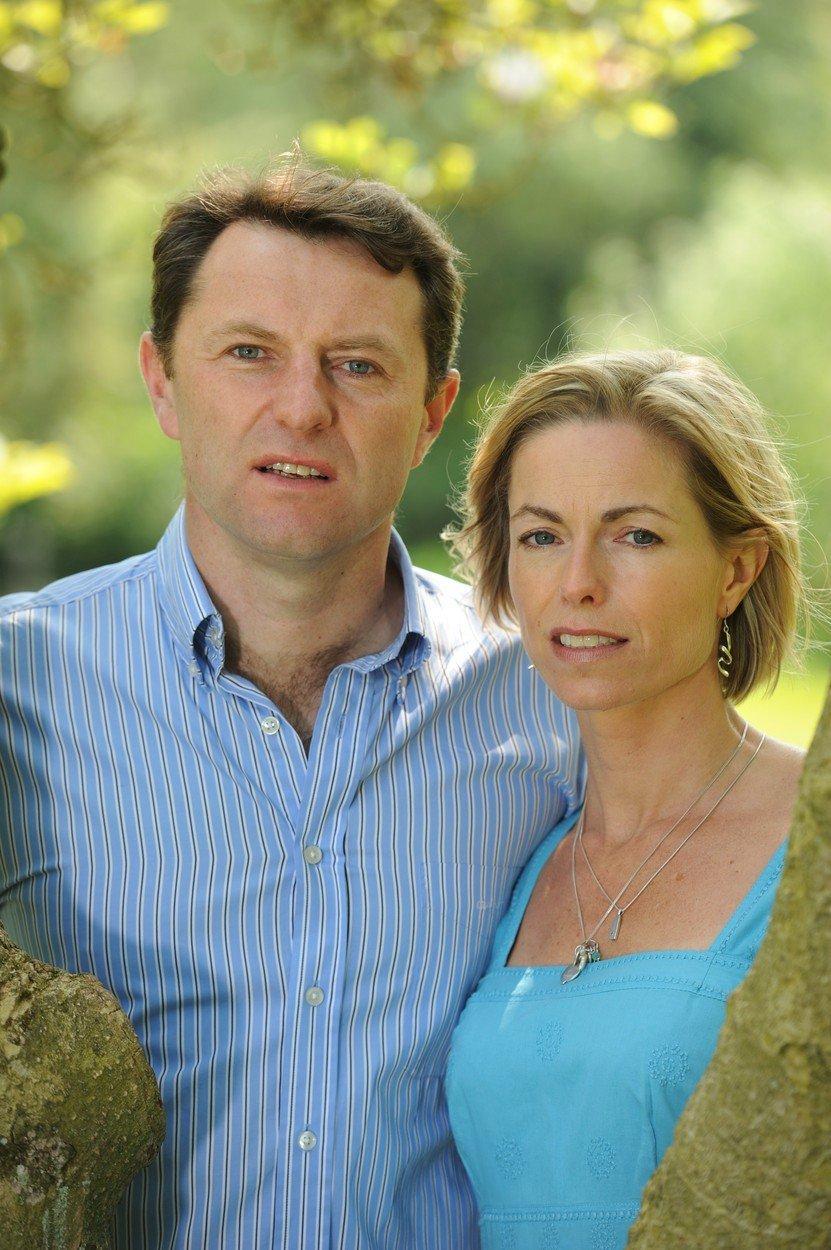 Rodiče Meddie Kate a Gerry