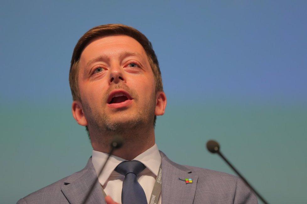 Předsedou hnutí Starostové a nezávislí (STAN) se stal Vít Rakušan 13.4.2019