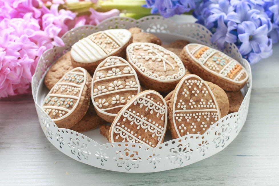 Velikonoční recepty na pečení