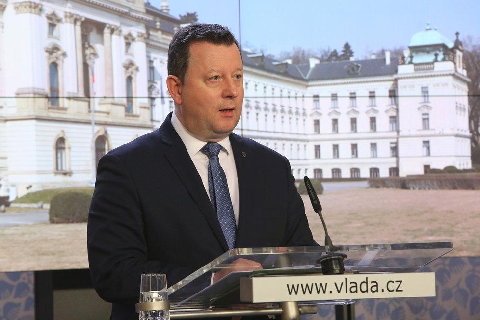 Antonín Staněk (ČSSD) rezignoval na svou funkci ministra kultury