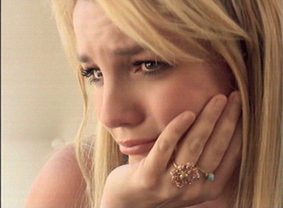 Britney Spearsová v dokumentu For The Record