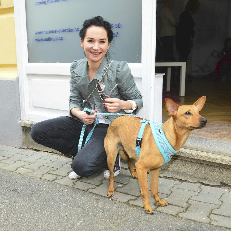 Sandra Nováková a její Bambule