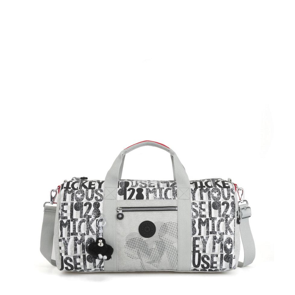 Cestovní taška Kipling Tag Along edice Mickey Mouse, 5190 Kč, www.e-zavazadla.cz