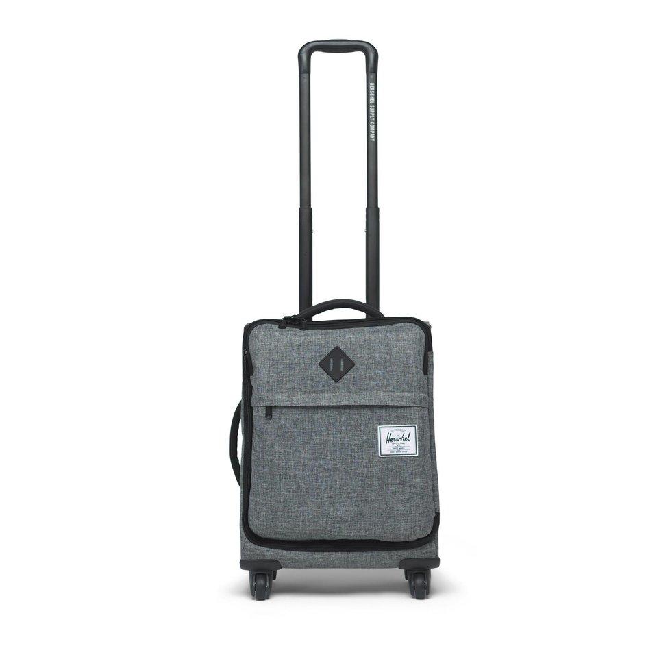 Kabinový kufr Herschel Supply HIGHLAND CARRY-ON, 4680 Kč, www.e-zavazadla.cz