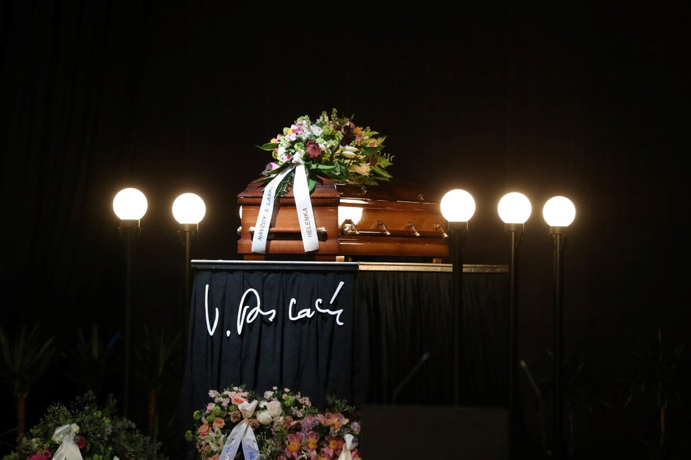 Pohřeb Václava Postráneckého