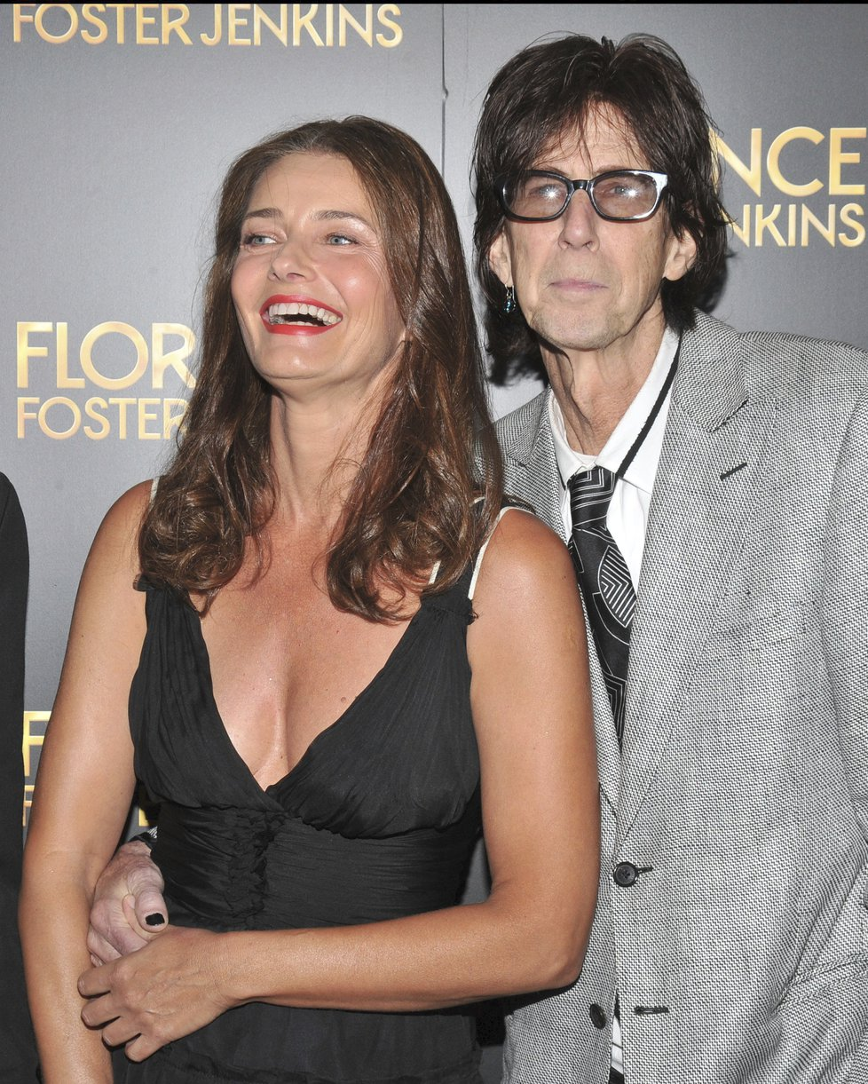 Pavlína Pořízková s exmanželem Ricem Ocaskem