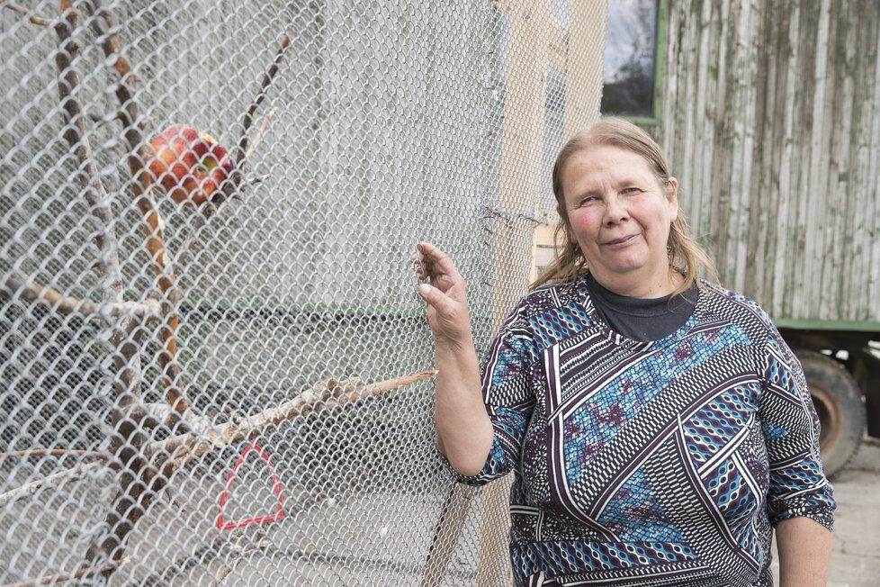 Věra Přibylová je zakladatelkou a dlouholetou vedoucí záchranné stanice. O první zvířátka se starala ještě jako malá.