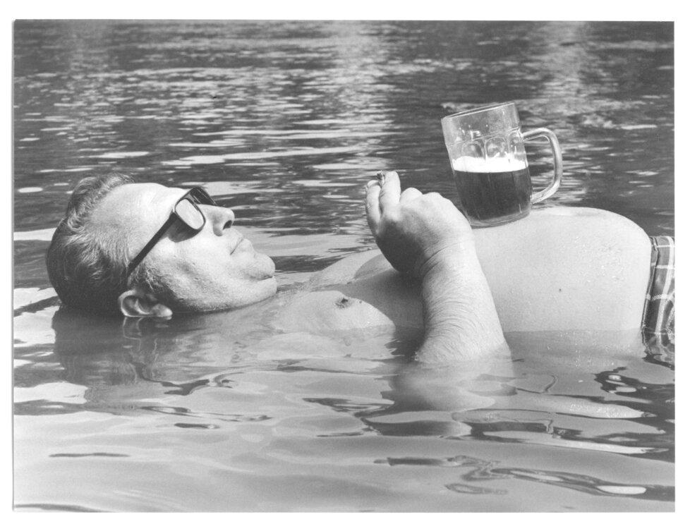 Fotografie Františka Dostála jsou působivé zachycením neopakovatelných momentek.