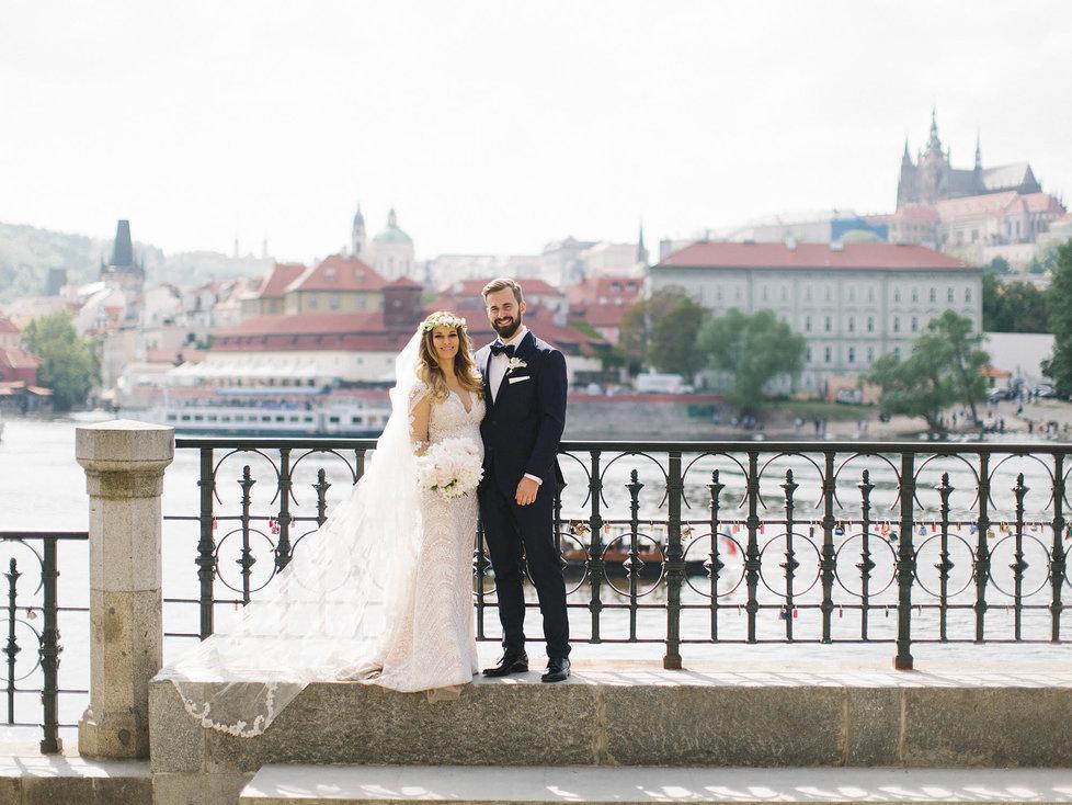 Petra Svoboda se vdala