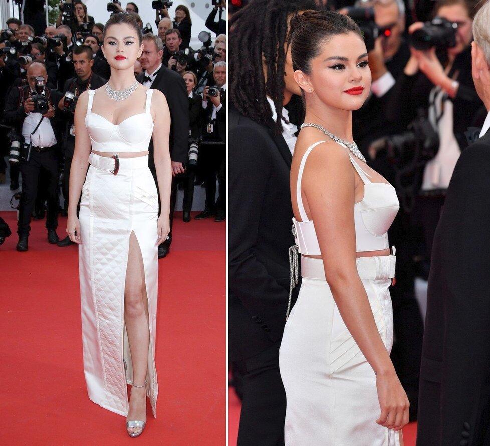 Selena Gomez v Cannes