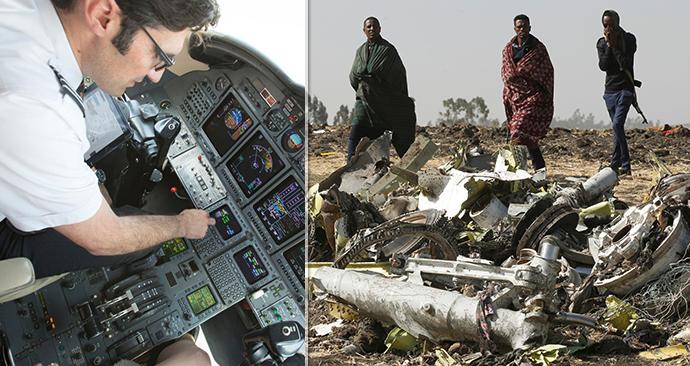 Expilot Ethiopian Airlines tři měsíce před tragédií varoval, před nehodou.