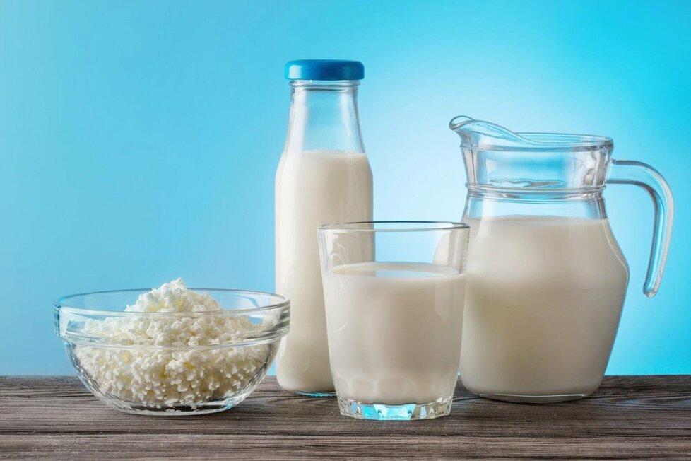 Není mléko jako mléko. Spotřebitel by si měl hlídat kvalitu mléka i produktů z něj vyrobených