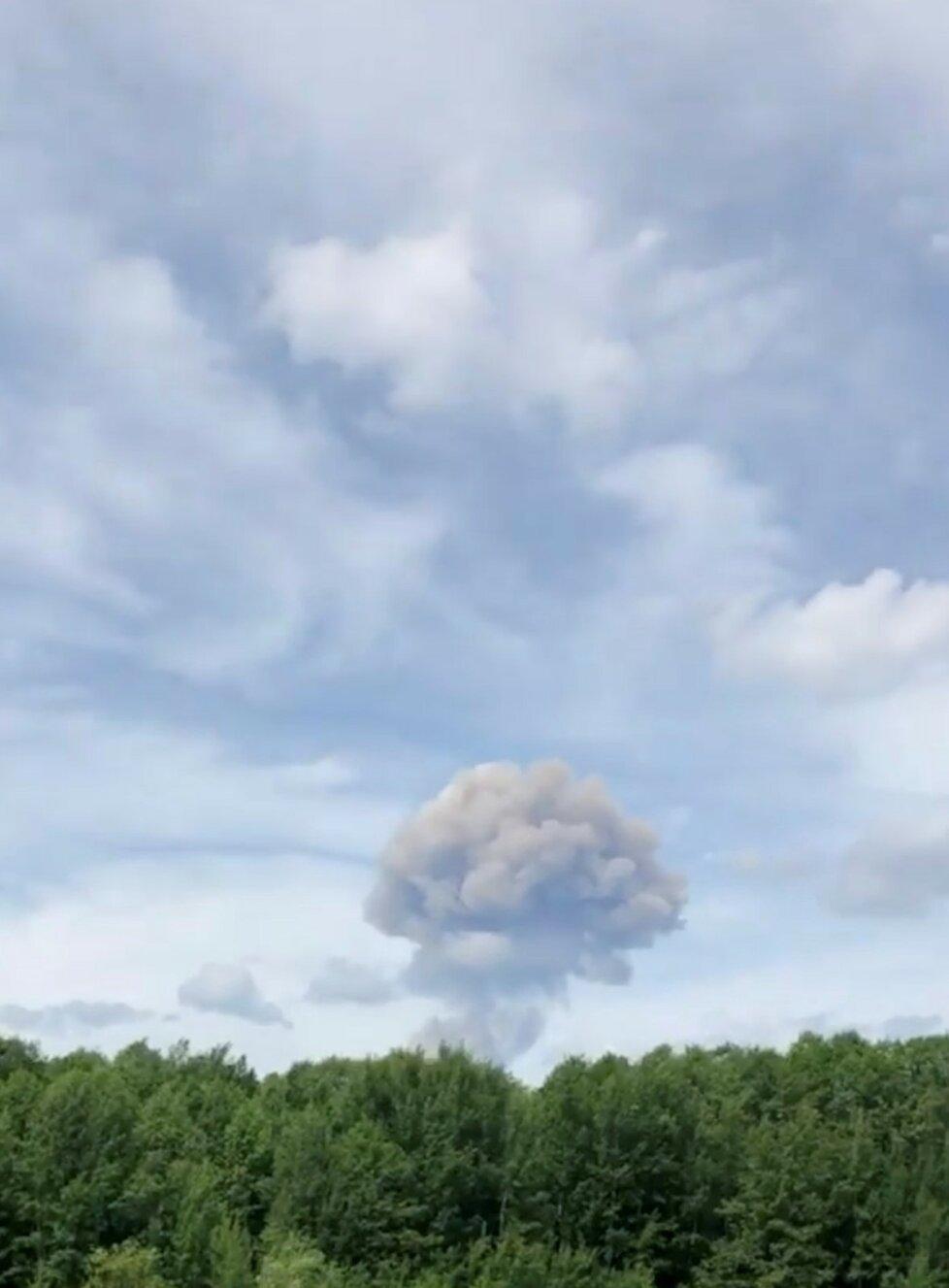 Dvě exploze v ruském závodě na výrobu trhavin Kristall ve městě Dzeržinsk v centrální části země dnes zranily nejméně 19 lidí.