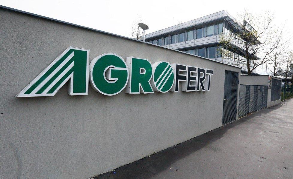 Sídlo holdingu Agrofert