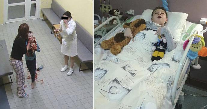 Nemocnice, kde Adámek málem vykrvácel, už nesmí provádět operace mandlí
