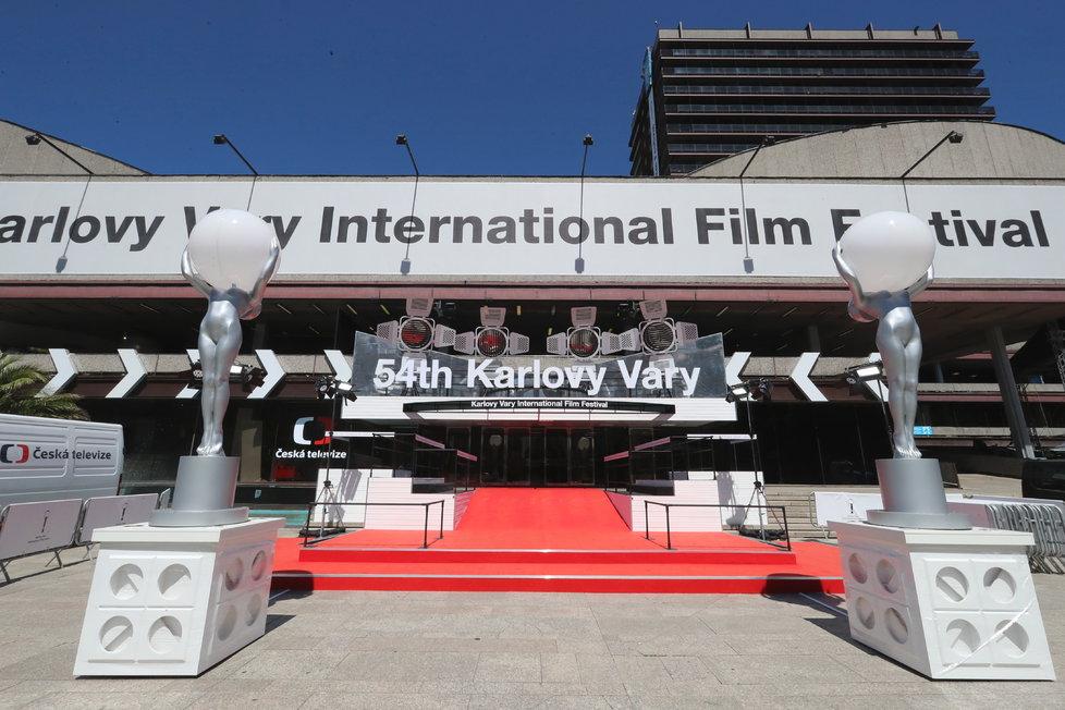 Přípravy na letošní filmový festival jsou v plném proudu