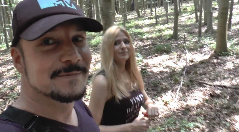 Bohuš Matuš natočil video se svou Lucinkou