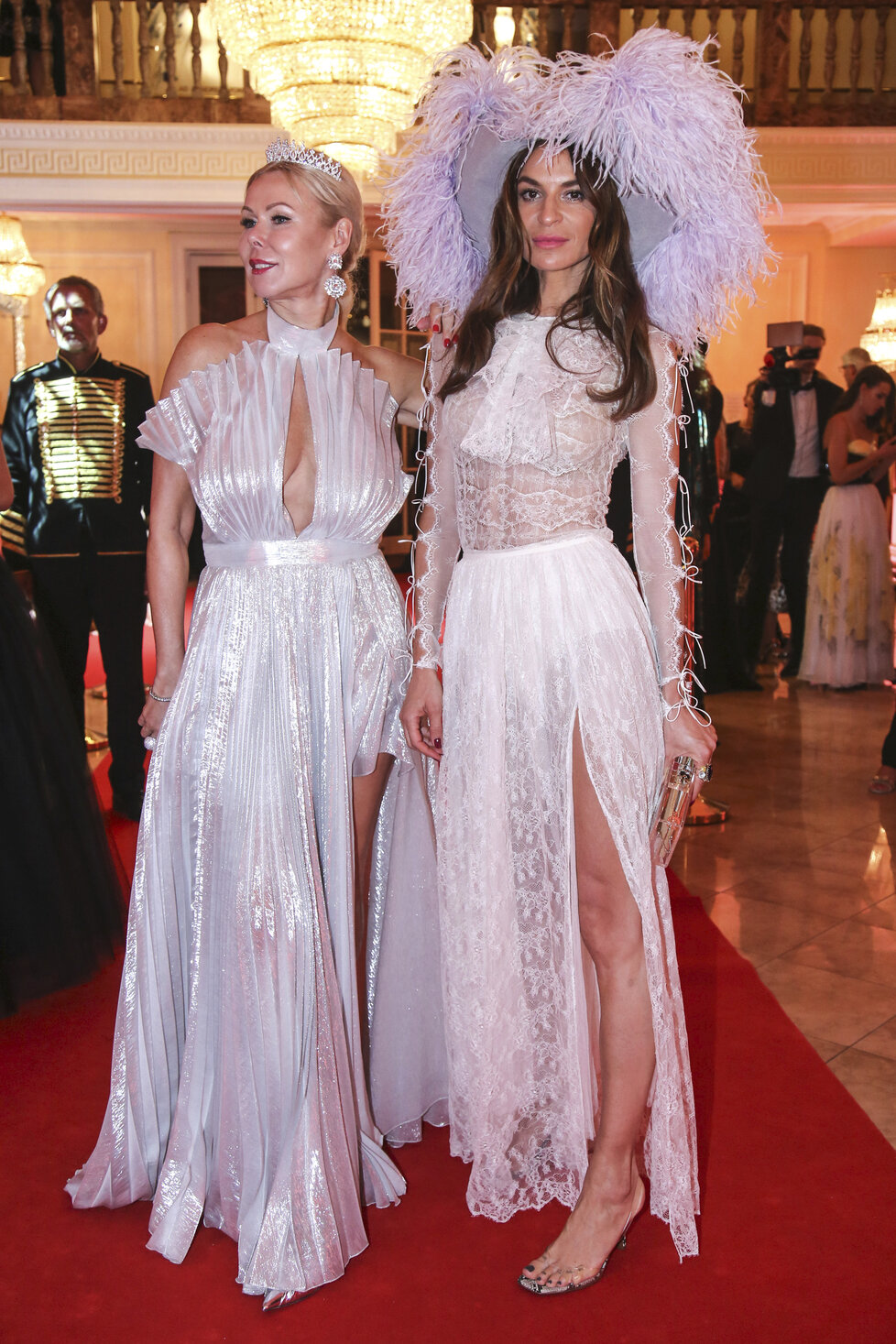 Kamila Mortimerová a Eliška Dospivová