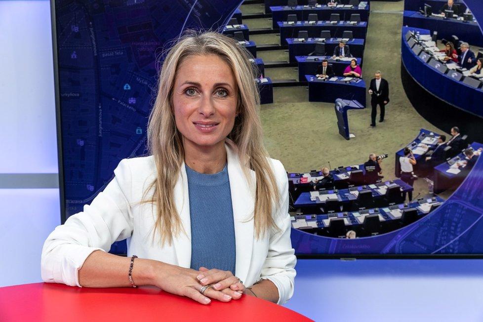 Nově zvolená místopředsedkyně Evropského parlamentu Dita Charanzová byla hostem pořadu Epicentrum vysílaného 9.7.2019.