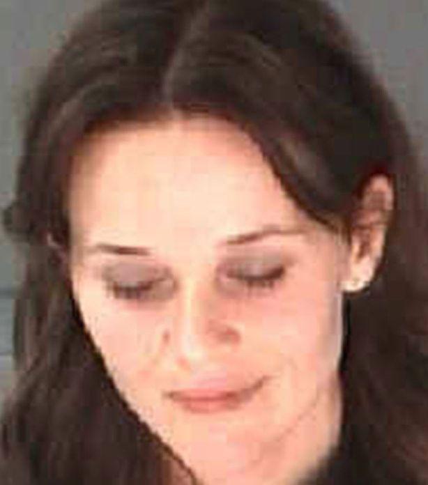Reese Whiterspoonová po zatčení
