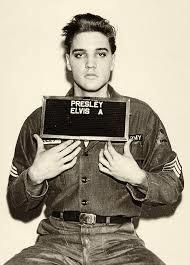 Elvis Presley po zatčení