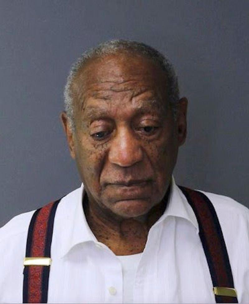 Bill Cosby po zatčení
