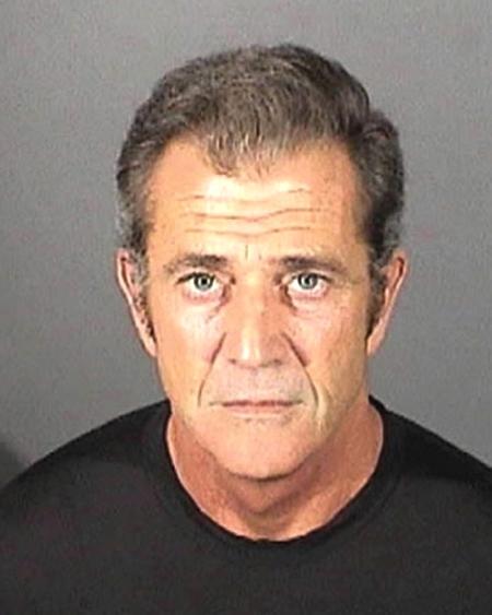 Mel Gibson po zatčení