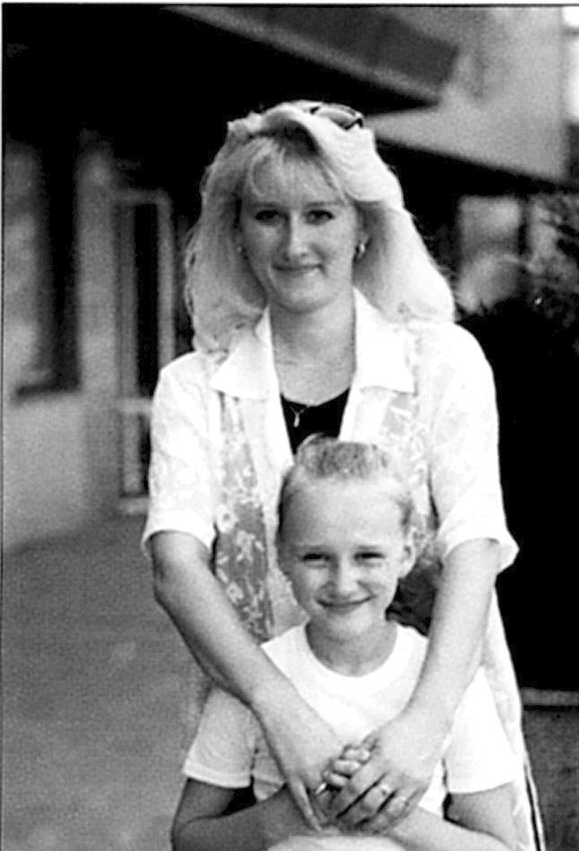 Iveta Kolářová s Lucií