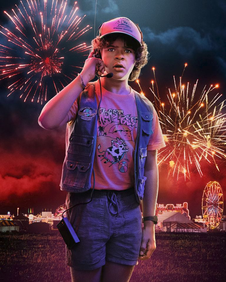 Jednou z nejoblíbenějších postav je Dustin (Gaten Matarazzo, 16). I tentokrát sehraje důležitou roli.