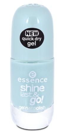 essence cosmetics Shine last and go, odstín 35 Take me to heaven, 45 Kč