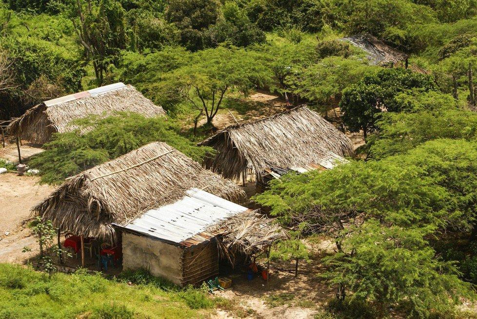 Horníci zaútočili na amazonské původní obyvatele (ilustrační foto)