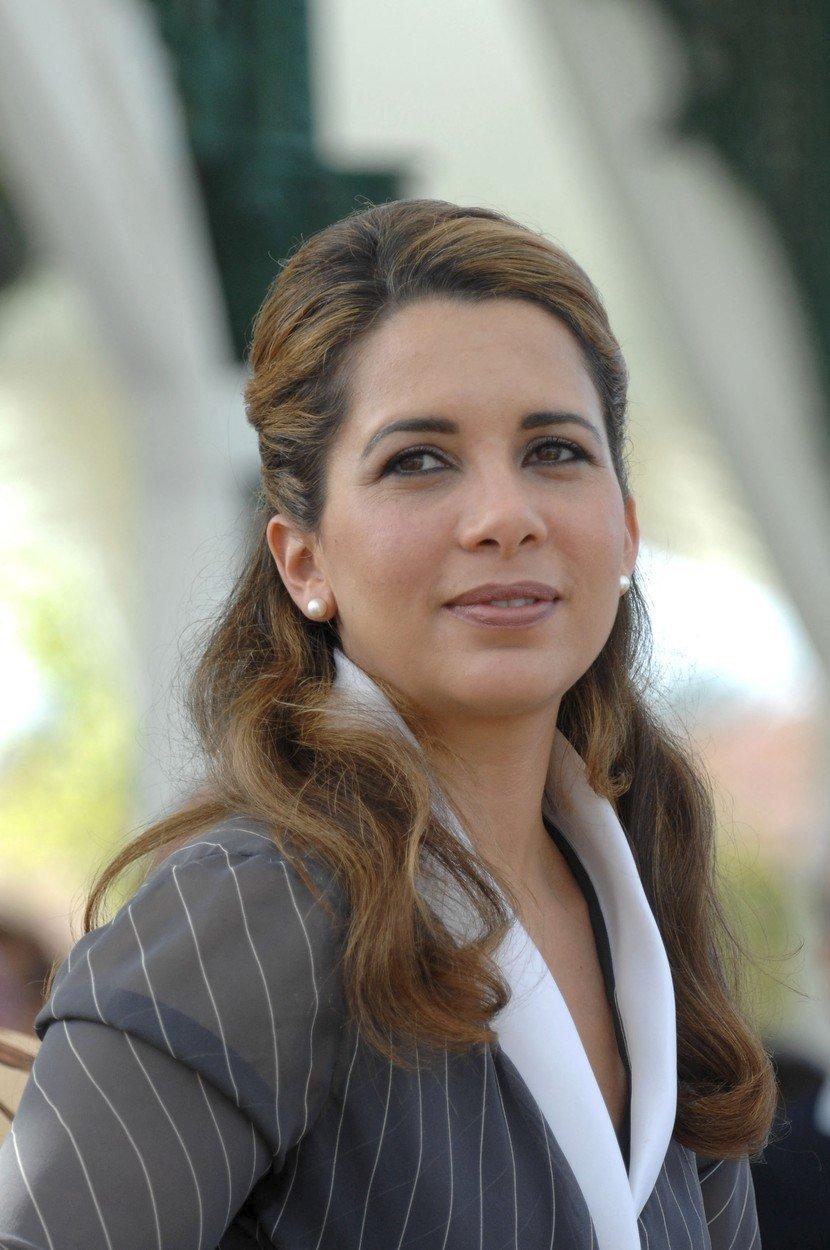 Princezna Hajá vždy patřila mezi nejkrásnější arabské aristokratky