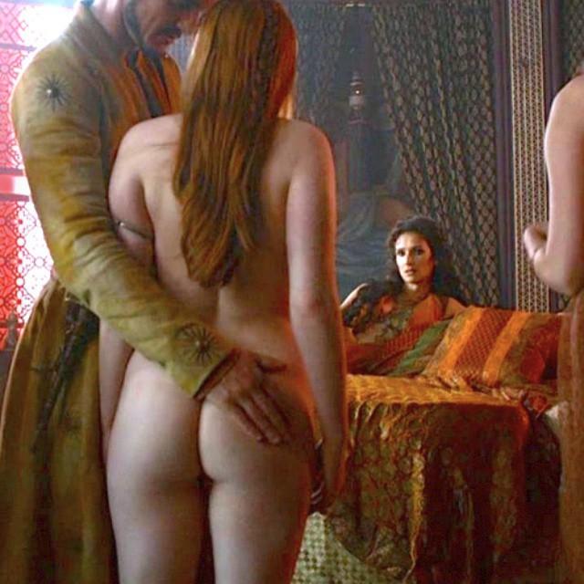 Josephine Gillanová v seriálu Hra o trůny
