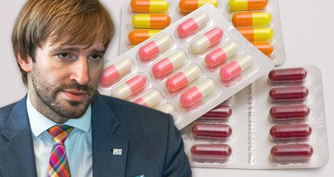 Ministr zdravotnictví Adam Vojtěch (ANO) si myslí, že novela by měla  pomoci s kritickým nedostatek léků.
